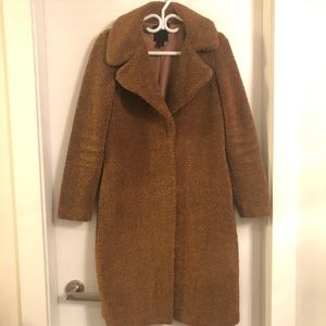 Jackets & Coats - Maison cinqcent 500 teddy bear jacket XS